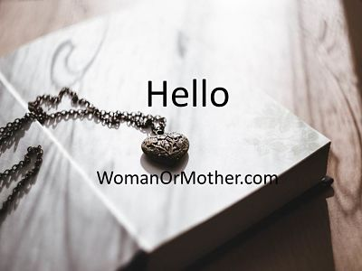 Hello book pendant necklace